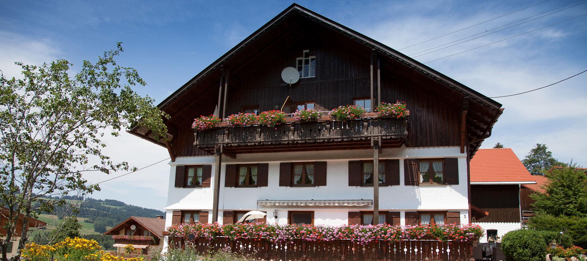 Bauernhaus for Modernes bauernhaus
